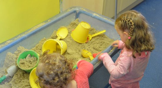 Windsor Womens Centre Petals Daycare Children