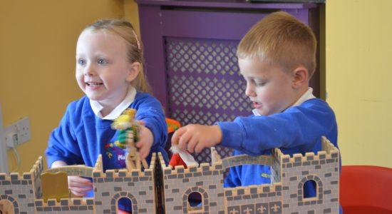 Windsor Womens Centre Petals Daycare Children