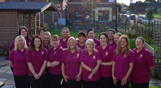 Petals Daycare staff