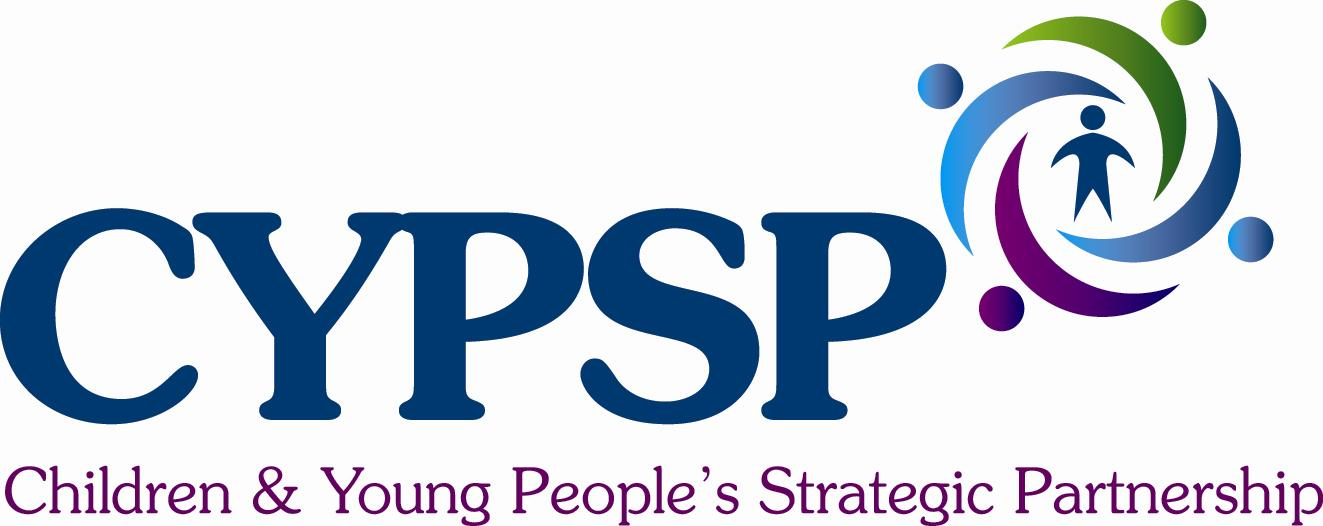 CYPSP Family support logo