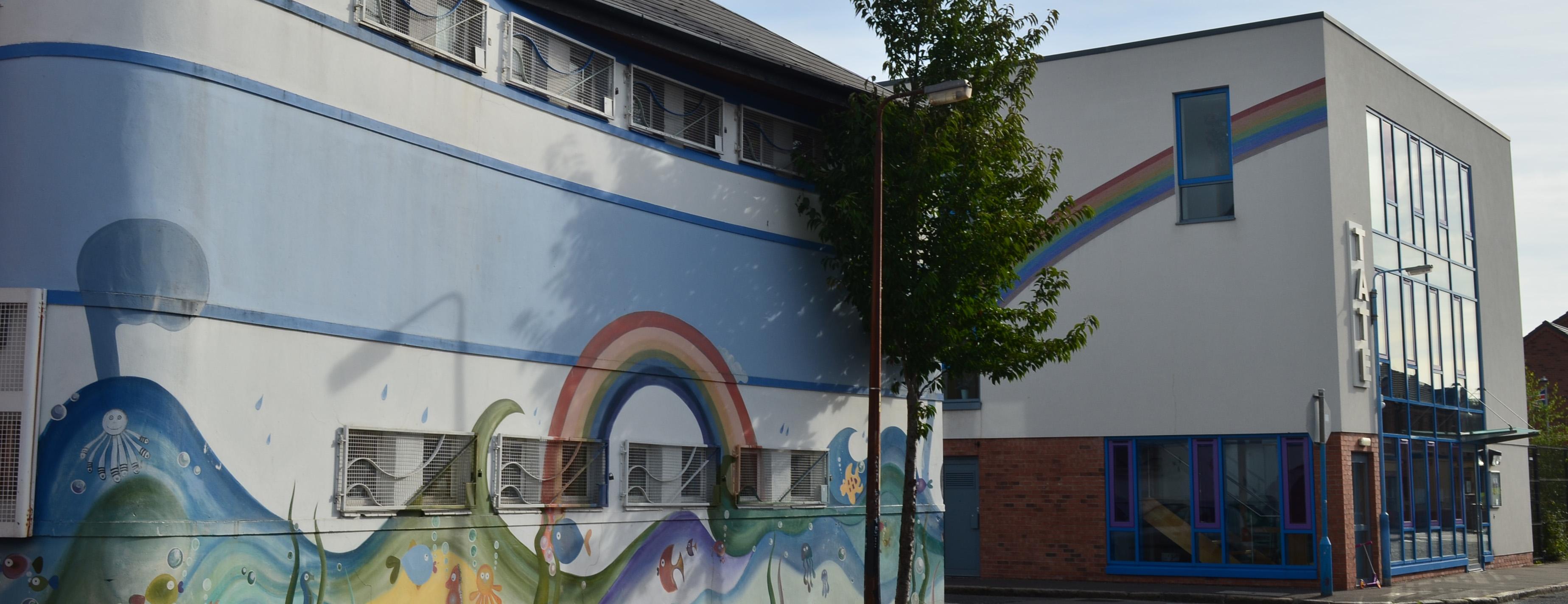 Windsor Womens Centre Building